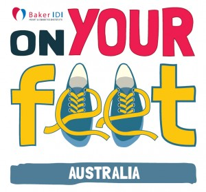 On Your Feet Australia - Reduce Sedentary Behaviour with the Baker IDI