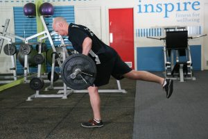 Strength Training at Inspire Fitness for Wellbeing